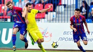 «СКА-Хабаровск» 2 – 0 «Анжи». Обзор матча