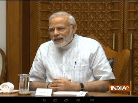 'Challenge accepted', tweets PM Modi after Virat Kohli tags him for fitness challenge