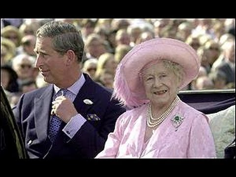 The arrival of the Queen Mother at her 100th Birthday Parade/Part 1