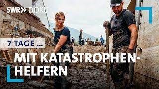 7 Tage... mit Katastrophen-Helfern   SWR Doku