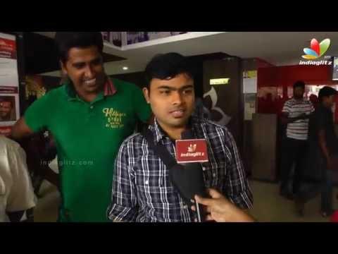 Sakalakala Vallavan Public Review | Jayam Ravi, Trisha, Anjali | Appatakkar Opinion