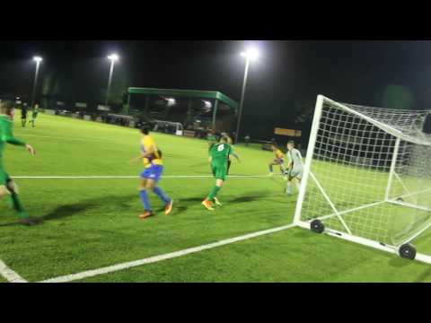 Bedworth United v Mansfield Town - FA Youth Cup 1st Rd 2nd November 2016