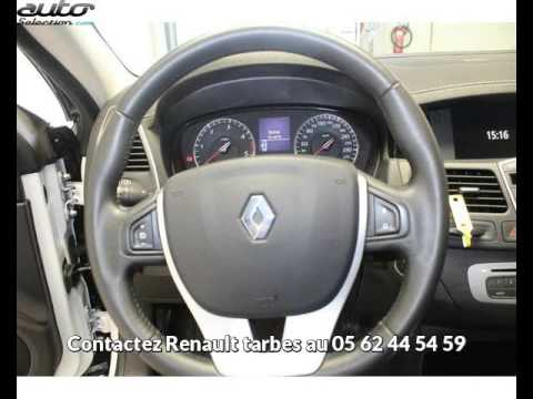 renault laguna coupe occasion visible tarbes pr sent e par renault tarbes youtube. Black Bedroom Furniture Sets. Home Design Ideas