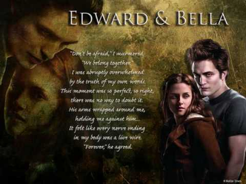Edward and Bella's Wedding Day Song