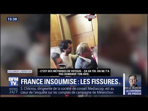 """""""Méthodes de voyous..."""" A La France Insoumise, des voix dissonantes se font entendre"""