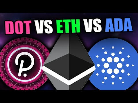 POLKADOT, ETHEREUM & CARDANO – WHICH ONE WILL SUCCEED?