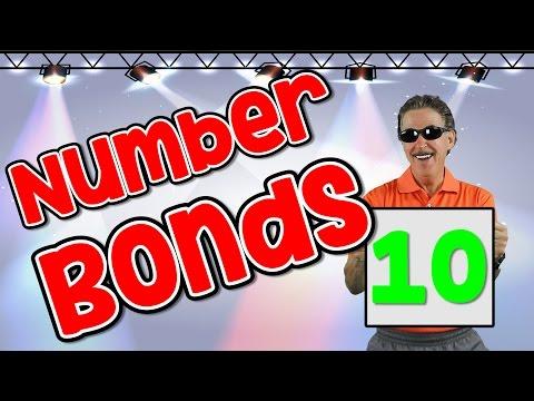 I Know My Number Bonds 10   Number Bonds to 10   Addition Song for Kids   Jack Hartmann