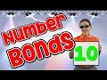 I Know My Number Bonds 10 | Number Bonds to 10 | Addition Song for Kids | Jack Hartmann