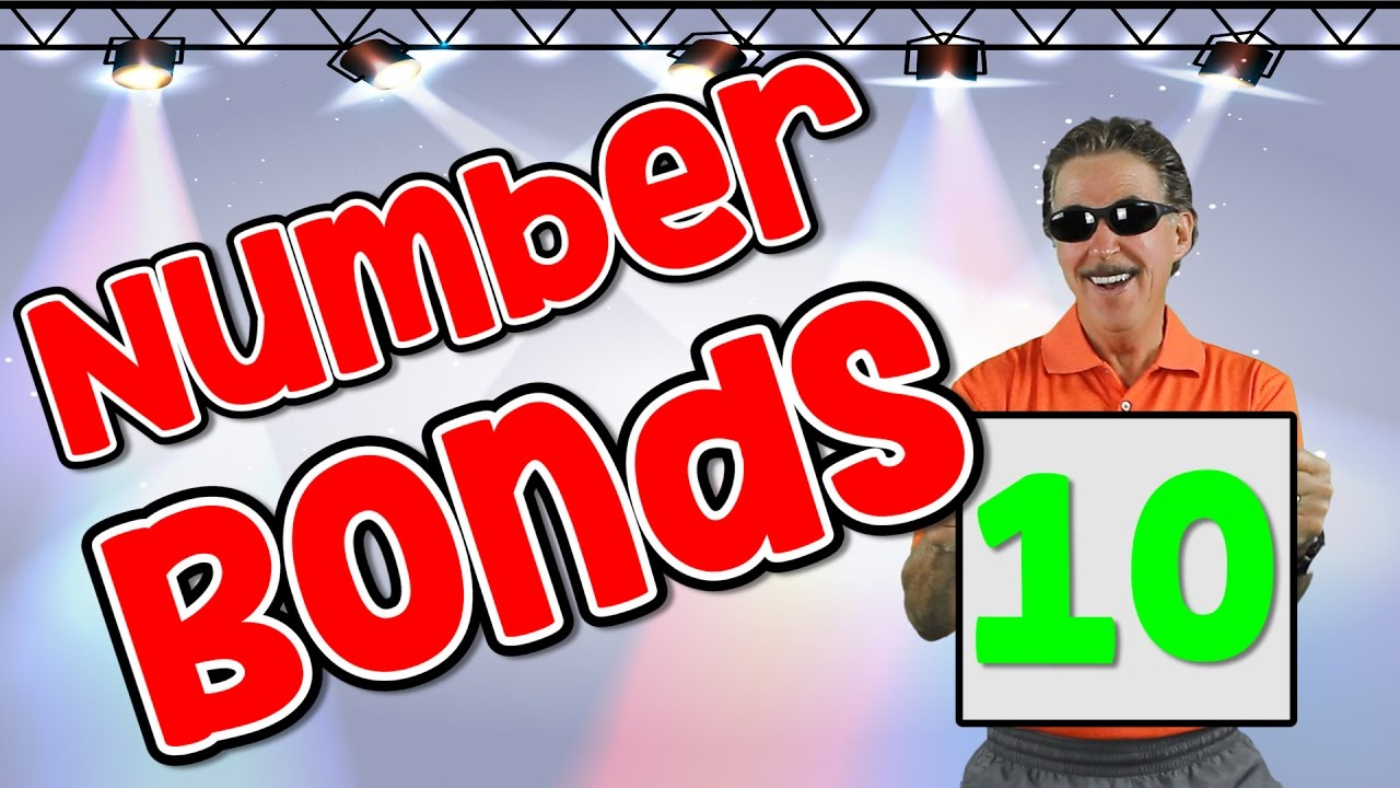 worksheet Number Bonds To 10 i know my number bonds 10 to addition song for kids jack hartmann