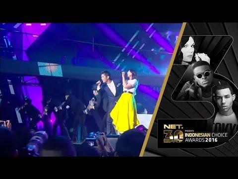 Isyana Sarasvati ft Boy William  Medley  TV Program Of The Year  NET 30