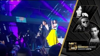 Isyana Sarasvati ft Boy William Medley TV Program Of The Year NET 3 0