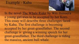 Whale rider analysis essay