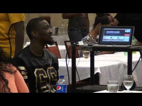 Cory Jefferson and the NBA Draft