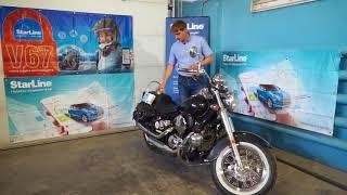 Moto Kawasaki и v67 обзор