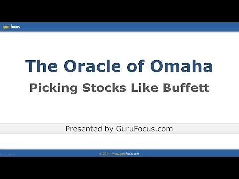 The Oracle of Omaha