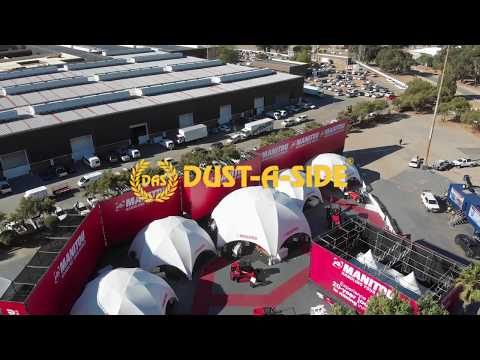 Dust-a-side Electra Mining Africa 2018