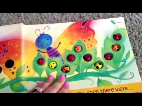 NANNY Bs book look: Ten little Ladybugs  Melanie Gerth  FUN STORYTIME