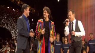 Donny Osmond - Jason Donovan and LeeMead - Any Dream Will Do