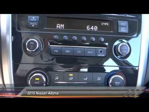 2015 Nissan Altima Long Beach Gardena Downey Torrance Los