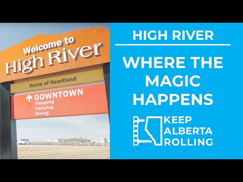 High River - Where The Magic Happens
