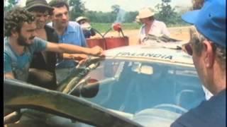 Mercedes Benz 450 SLC, 1978 South America Rally