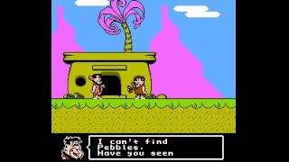NES Longplay [589] The Flintstones: The Surprise at Dinosaur Peak
