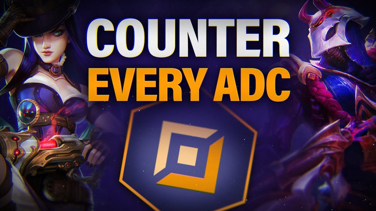 How To Counter Every Adc In Season 10 Youtube