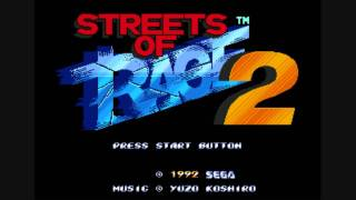 Sega...RELEASE THE STREETS OF RAGE REMAKE!