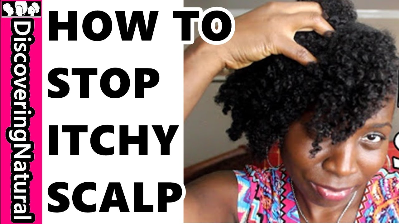 What Causes Itchy Scalp and How to Stop Itchy Scalp
