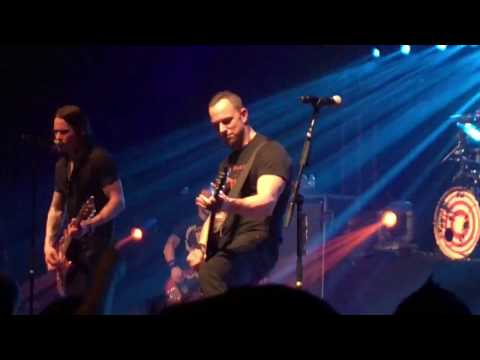 Alter Bridge - The Last Hero, 1-25-17, Chicago (Awesome Quality)