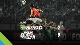 Download Video [Pekan 16] Cuplikan Pertandingan Persebaya vs PSMS Medan, 18 Juli 2018 MP3 3GP MP4