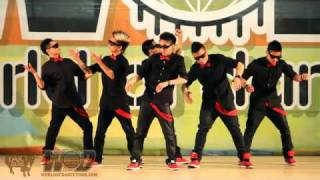 POREOTICS YAK FILMS WORLD OF DANCE 2010 Vallejo, CA
