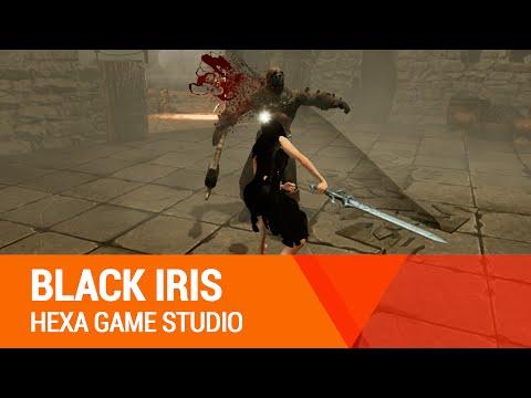 BLACK IRIS   HEXA GAME STUDIO  - LANÇAMENTO 2016
