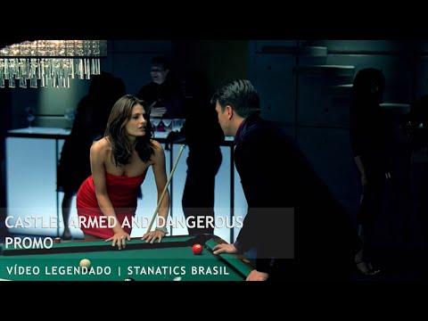 """Castle: """"Armed And Dangerous"""" [HD] (Legendado)"""