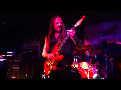Reb Beach (Winger) Live Guitar Solo In San Jose 8-24-2012