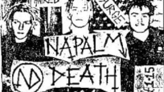 Watch Napalm Death What Man Can Do video