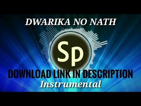 DWARIKA NO NATH Instrumental Ringtone ( Jignesh Dada Radhe Radhe) Download  link in Description