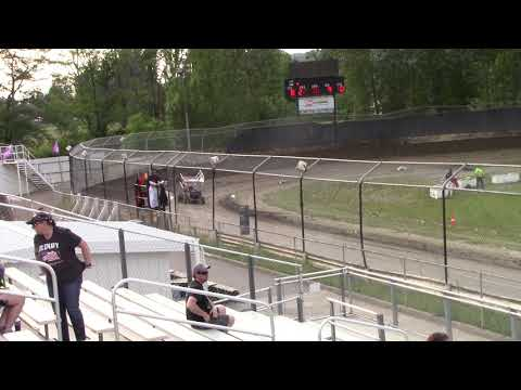 May 29, 2020. - dirt track racing video image