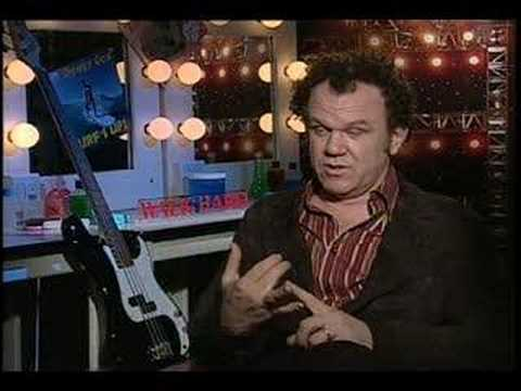 John C Reilly interview for Walk Hard the Dewey Cox Story