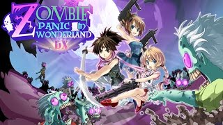 Zombie Panic in Wonderland DX Stage 1 (iOS Gameplay)