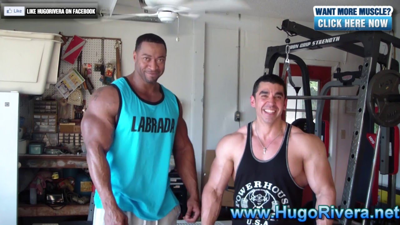how to grow your arms
