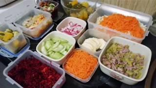 Как организую свой день на кухне. Натуральное питание. Завтрак перекус обед полдник и ужин