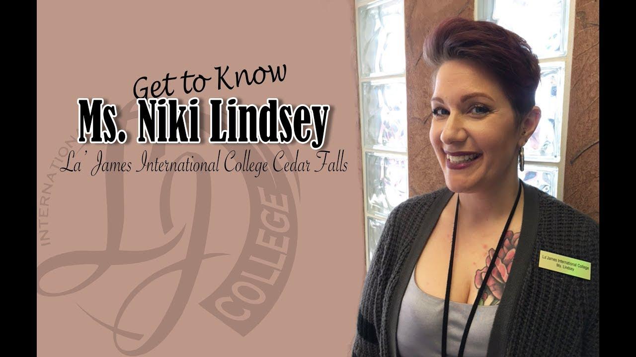 Let's Chat with Ms. Lindsey! (La' James International College Cedar