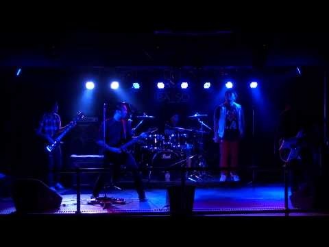 COSMIC RED ― HEAT ISLAND live at OSAKA BASSO 20131027