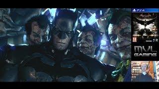 Batman: Arkham Knight (PS4) LIVE Part 5