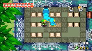 Zelda: The Minish Cap ITA [3] Nel Tempietto Della Foresta Per L