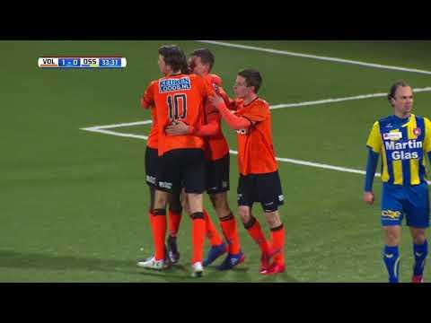 Samenvatting FC Volendam - FC Oss (12-01-2018)