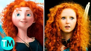 10 Princesas De Disney Reales thumbnail