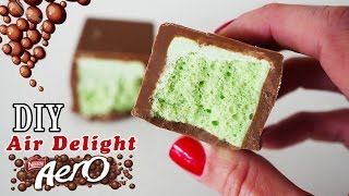 DIY Air Delight Aero Bubbly Chocolate How To Cook That Ann Reardon