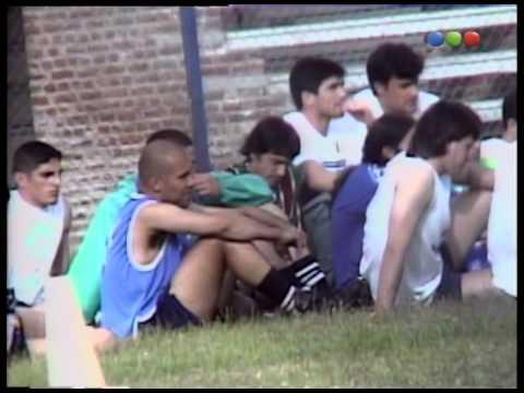 Cámara ocullta, jugador de fútbol, parte 1 - Videomatch 98